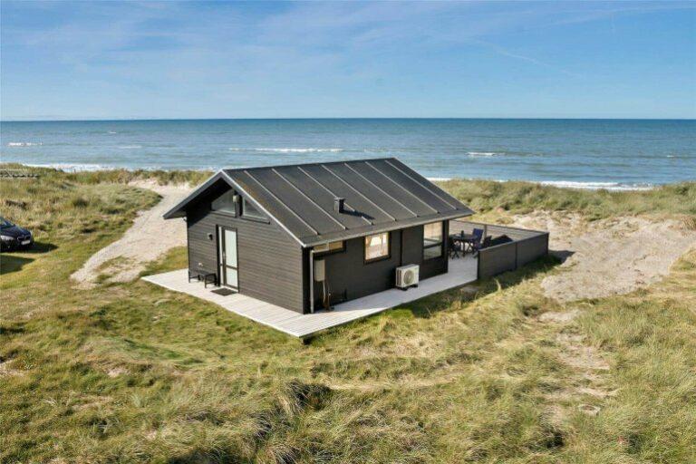 Hütte Dänemark Vergleich Strandhaus