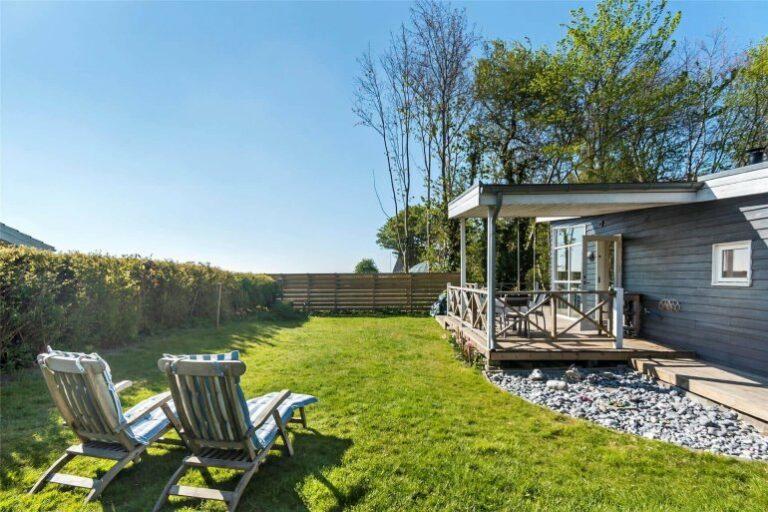 Hütte Dänemark mieten - 4 Personen-Ferienhaus bei Rødvig