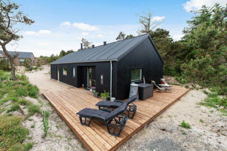 Hütte Dänemark mieten - 4 Personen-Haus bei Hvide Sande