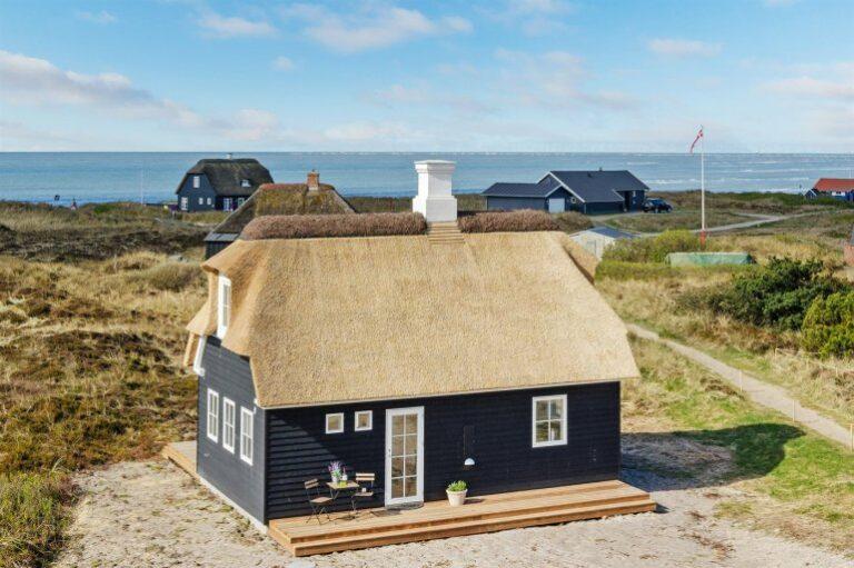 Hütte Dänemark am Meer